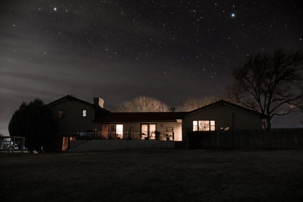 Home Automated Lighting